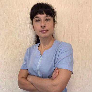 Массажист Татьяна