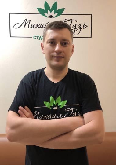 Массажист Киева Сергей