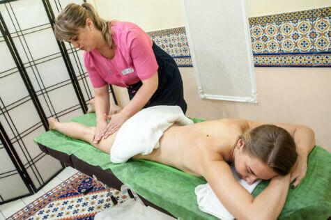 Заказать моделирующий массаж в Киеве