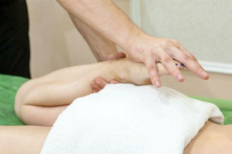 Тайский массаж в Киеве