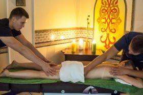 Тайский массаж цена
