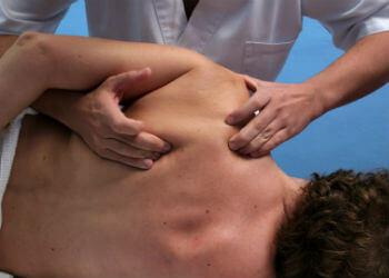 Спортивный восстановительный массаж