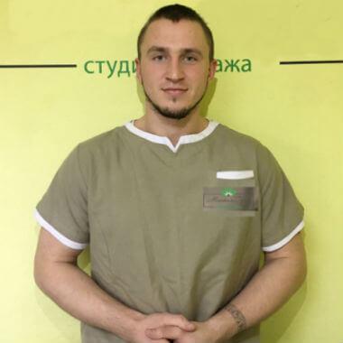 Массажисты студии массажа Михаила Гузь