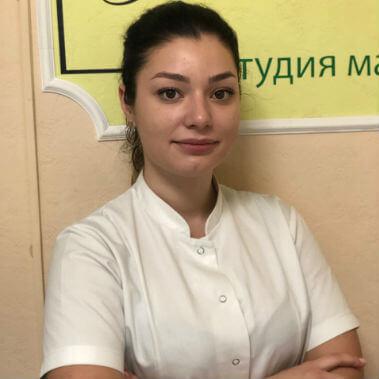 массажистка киева