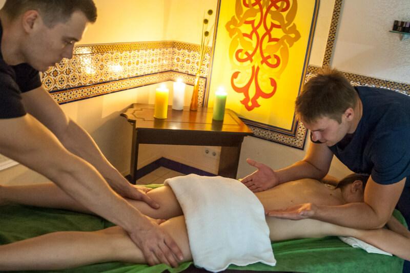 Подарок антистрессовый массаж